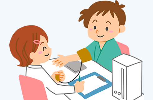 高血圧対象者の治験についてのお話します!